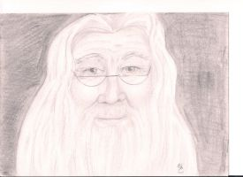 Dumbledore by Melesifant