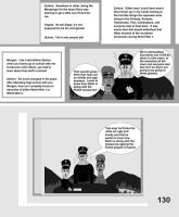 The World War 2 Saga Chap 28 Page 130 b and w by mamc1986