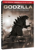 Godzilla 1954 DVD cover with new incarnation by MrJLM18