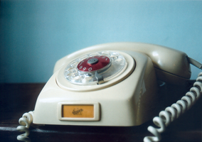 A Classic Telephone by 600film
