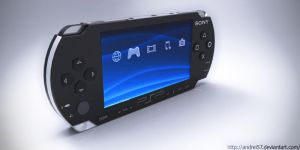 PSP by andrei57