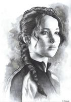 Katniss by NienkeF