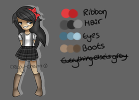 .:Creepy-Chan:. Persona Ref by Creepy-Chann