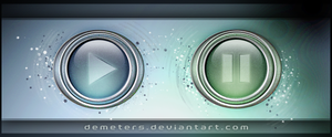 Orb button by demeters