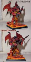 Red Dragon-Man by theoggster
