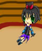 Axia's New'r Look by Uxiethecat