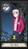 Ben 10 Tarot- 18. The Moon by CheshireP
