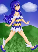 Wendy Marvell by bardiel66
