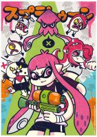 Splatoon by ExoesqueletoDV