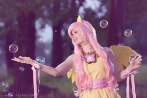 My Little Pony Friendship is Magic  Fluttershy! by KawaiiTine