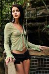Tara - sheer green revisited 2 by wildplaces