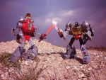 Il Duello! - The Duel! by Heisenking