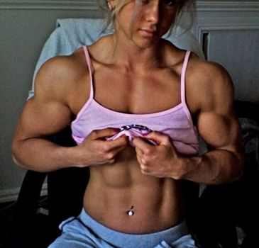 New Muscle Girl Generation 54 by DarkSoniti