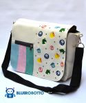 Animal Crossing messenger bag by BlueRobotto