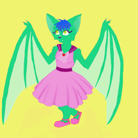 Candy-Bat by VoltaicCreations