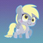 Derpy Hooves by Miss-Glitter