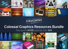 Design Resources Colossal Bundle by mkrukowski