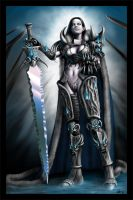 DeathKnight -rehash- by EvilFlesh