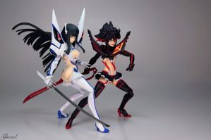 Kill La Kill by Garivel