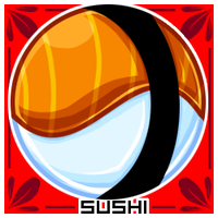 Sushi-loga by Mindmusic