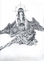Cutter's Angel by assassinKage