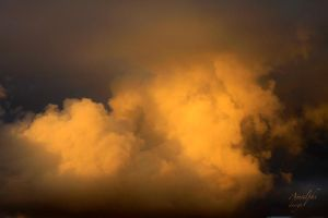 The Clouds are Shining by Amalphi