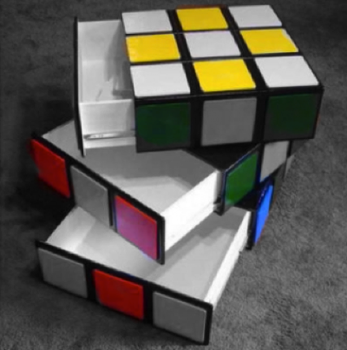 The Rubik Cube by jduageh