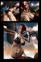 Swallowed by a dark angel 1 by mixmaster450000
