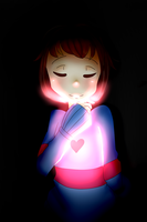 Undertale Protagonist by sniffies