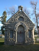 Forestvale Cemetery 31 by Falln-Stock