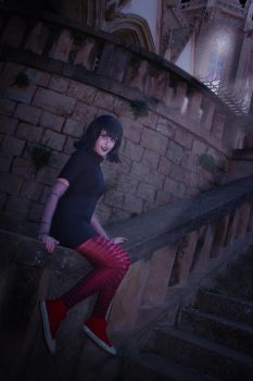 Cosplay mavis from Hotel transylvania 2 by Lucy-Dark-Dreams