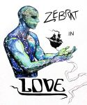 Zebrat: In Love by shaynahall