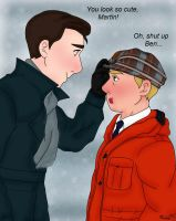 You look so cute! -Freebatch. by neko-narusasu