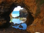DSC01146 The Grotto, Great Ocean Road, Vic, Au by VIRGOLINEDANCER1