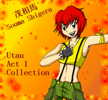 Souma Act 1 Coverart by 4Wendy
