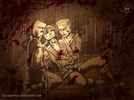 GoodBye Fable by Cocoaprints