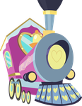MLP Train Vector by Neptali54
