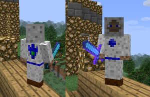 Holy Mage Minecraft Skin by Rocky401