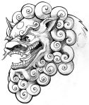 Foo Dog Olimueller by olimueller