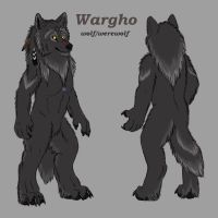 Wargho reference sheet by Vlcek