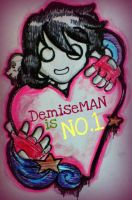 DemiseMAN is NO.1 by Awesomess