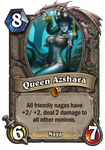 Queen Azshara by RadenCZ