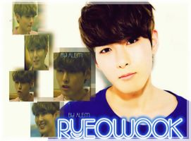 RYEOWOOK BY ALE.M by DDLoveEditions