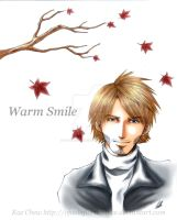 Warm Smile by OjouLaFlorDeNieve