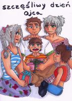 Happy Father's Day (Reid Family) Gift by EternASH