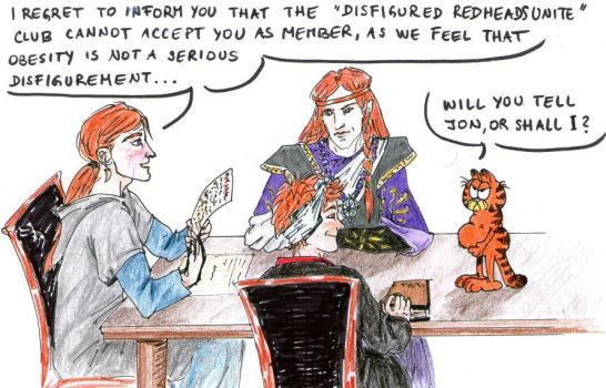 Red-headed League by noleme