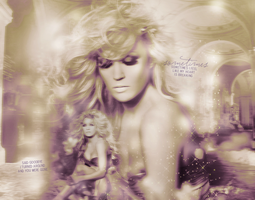 Carrie Underwood. by inCLOUD9