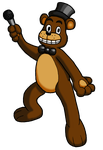 It's Me! Freddy Fazbear! by Cyberguy64