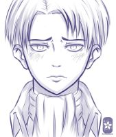 Rivaille V.1 [Shingeki no Kyojin] by Antifashion19