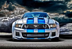 WideBody Shelby GT500 by lovelife81